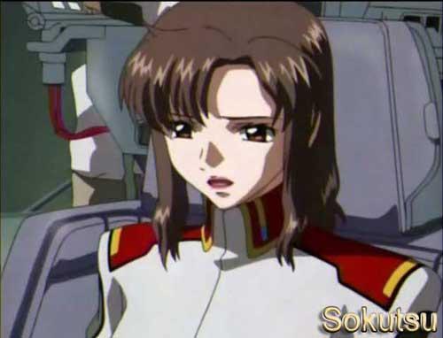 Gundam Seed [Anime/Manga] Murrue-Ramius