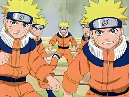 Naruto Uzumaki Anime Image